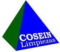 Logotipo Cosein Limpiezas