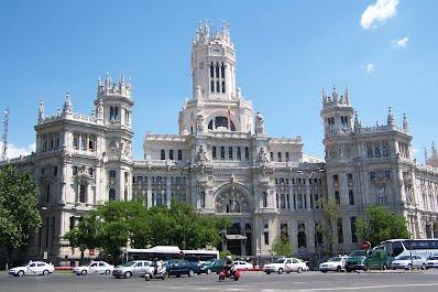 Sede Ayuntamiento de Madrid